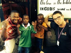 Dr. Jason Sabo in Dominican Republic